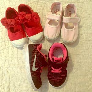 Toddler Girl Shoes - Nike - Chus - Cienta